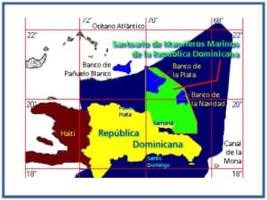 Then Sanctuary for the Marine Mammals of the Dominican Republic