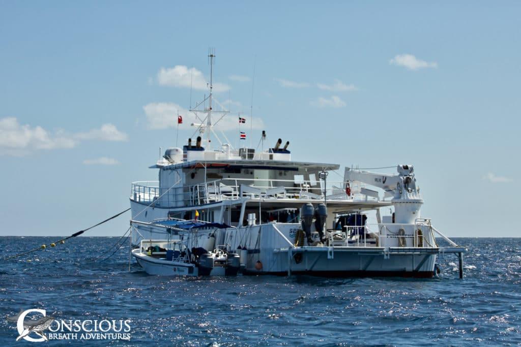 The M/V Sea Hunter